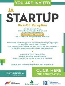 Startup-Evite